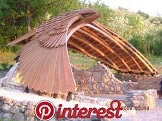 New House Garden Architecture Pergolas Ideas Garden Architecture, Architecture Design, Outdoor Projects, Wood Projects, Outdoor Spaces, Outdoor Living, Backyard Landscaping, Woodworking Plans, Landscape Design