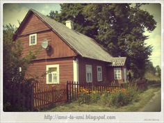 Poland, Suwałki Region, Dubowo village, close to the border with Lithuania.