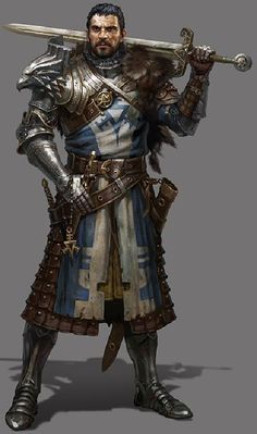 Deormund Avarin, Hereward's father, Bran's mentor, former grey guard, killed by Eirean at Belenore