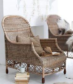 Greywash Weekender armchair