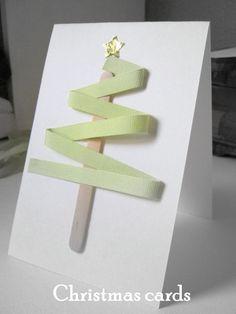 DIY :: Homemade Christmas cards