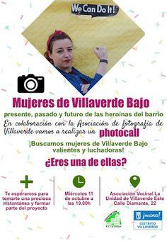 Gente de Villaverde: Mujeres de Villaverde Bajo