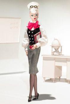 <em>The Teacher</em> Barbie® Doll | barbie-fashion-model-collection-silkstone | The Barbie Collection