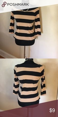 Boat neck sweater From chaps. Minor pilling but is still super classy looking. Sweaters Crew & Scoop Necks