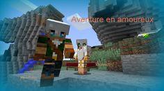 Orphea2012 Youtube et Minecraft: Nouvelle Miniature de notre aventure en amoureux s...