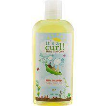 It's a Curl! Little Bo Peep Baby Hair Oil