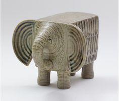 Lisa Larson AFRIKA Elephant
