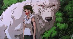 princess mononoke 1997 Hayao Miyazaki