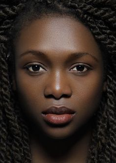 The Jola (Diola, in French transliteration) are an ethnic group found in Senegal… Beautiful African Women, African Beauty, Beautiful Black Women, Beautiful Eyes, La Face, Ebony Beauty, Dark Beauty, Woman Face, Pretty Face