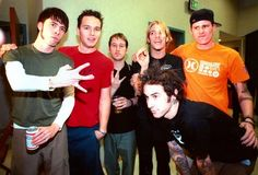 Check out this cool picture of the Foos with Blink