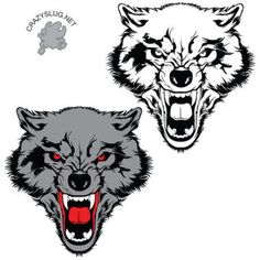I quite simply fancy the tints, outlines, and detail. This really is the perfect artwork if you are looking for a Tribal Wolf Tattoo, Wolf Tattoos, Celtic Tattoos, Animal Tattoos, Caricatures, Wolf Face, Wolf Pictures, Animal Silhouette, Black And White Drawing