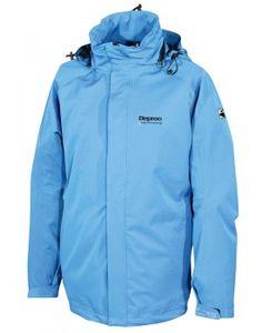 Outdoorjacke Herren DEPROC BROOKS MEN: Sportlich geschnittene Outdoor-Jacke. Das Outshell ist hoch atmungsaktiv, bi-elastisch und leistet durch Winddichtigkeit und wasserabweisende Eigenschaften zusätzlich höchsten Wetterschutz.