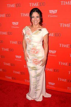 Julia Louis-Dreyfus au gala Time 100