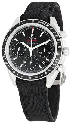 Men watches : Omega Men's 323.32.40.40.06.001 Speedmaster Chronograph Dial Watch