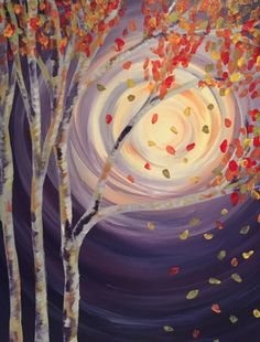 Paint Nite Buffaloniagara | Falafel Bar Thursday November 12, 2015