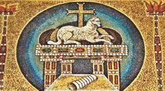 The Lamb of God in Orthodoxy John Of Patmos, Warrior King, Christian Symbols, Holy Week, Religious Art, Archaeology, The Book, Psalms, History
