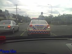 https://flic.kr/p/yEUhDr | Queensland Police Service | Patrolling vehicle. Rochedale, QLD