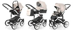 На что обратить внимание при выборе детской коляски 3 в 1 перед покупкой?.