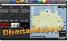 Pages - Disaster Mapper – An interactive resource for schools