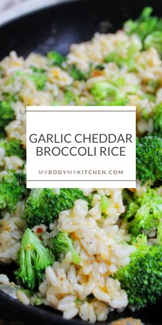 food sides This garlic cheddar broccoli rice may be the best thing you add to your meal prep menu. Its a great way to enjoy a whole grain like brown rice. Vegetable Side Dishes, Vegetable Recipes, Vegetarian Recipes, Cooking Recipes, Healthy Recipes, Rice And Veggie Recipe, Veggie Recipes Sides, Cooked Rice Recipes, Food Sides