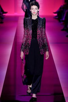 Armani Privé Fall 2015 Couture Fashion Show: Complete Collection - Style.com