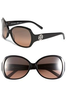 Tory Burch Oversized Square Sunglasses - Available at Monkee's   252.758.7463