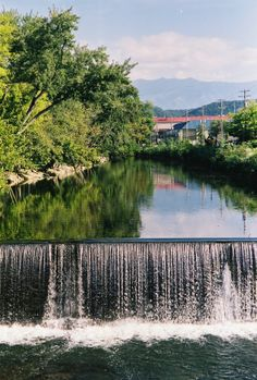 Old Mill - Restaurent in Pigeon Forge, Tennessee. Right on the river, this restaurant has great country cookin'!