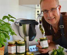 Rezept Korianderpesto von Nils Henkel - Rezept der Kategorie Saucen/Dips/Brotaufstriche