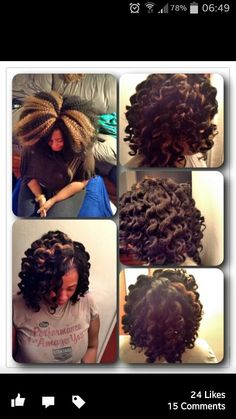 how to take out knotless crochet braids