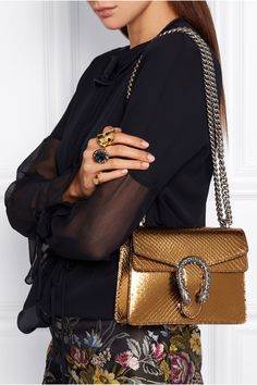 L indémodable Dionysus de Gucci en python.    www.leasyluxe.com  lifestyle   shopping  leasyluxe 4c0c956dc25