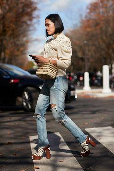 save off 56728 7b0ad Senaste Modetrenderna, Paris Mode, Mode Catwalk, Vintermode, Dammode,  Gatumode, Modeidéer