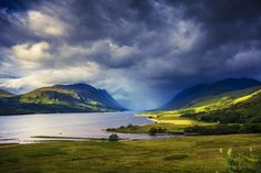 highland fairy tale VIII by phigun