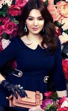 Song Hye Kyo Pretty