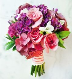 #Wedding #Bouquet |  Blair Ryukyu Photography | Bouquet by Posey Girl Flowers