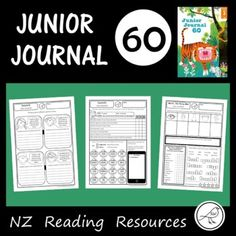 Follow-up activity sheets for 'New Zealand Junior Journal 60' for your classroom reading programme.This resource will save you hours of time! Fun and engaging for your students.Worksheets for every item in the journal (2 articles, 1 story, 1 play and 1 activity).Answer sheets are provided where app... Reading Resources, School Resources, Word Study, Word Work, Nouns And Adjectives, Traditional Stories, Literacy Programs, Spelling Words, Classroom Environment
