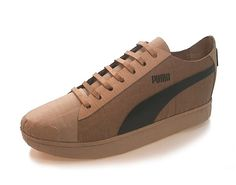 Cardboard shoes | Puma