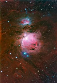 Messier 42, Orion Nebula