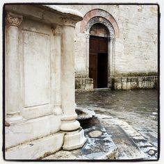 Bevagna nel Perugia, Umbria