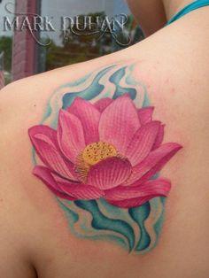Tatuajes de flor de loto, descubre nuestra selección!