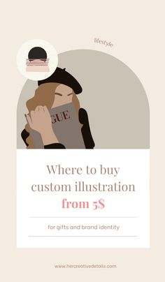 Do you love illustration art girl aesthetic? Here I tell you where to buy vector illustration people (and not only) from 5$! Let's create an illustration from women illustration art inspiration! (All images credits belong to their legitimate owners) Woman Illustration, Let's Create, Brand Identity, Business Women, Art Girl, Vector Art, Lifestyle Blog, Illustrators, Entrepreneur