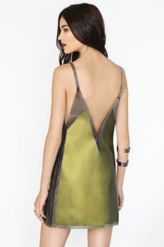 Nasty Gal Collection Suture Dress