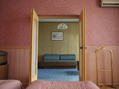 Stephen Shore, Room 509, Dnipro Hotel, Kiev, Ukraine, July 18, 2012, Chromogenic color print, 16 x 20 inches (40.6 x 50.8 cm), 20 x 24 inches (50.8 x 61 cm) paper size