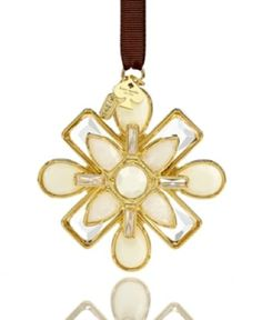 Kate Spade New York Bejeweled Annual Ornament By Lenox