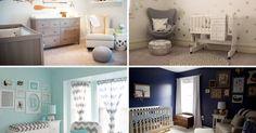 Vous vous apprêtez à décorer la chambre du garçon qui grandit doucement dans votre ventre? Pourquoi ne pas vous inspirer des dernières tendances pour s'éloigner du classique bleu absolu?
