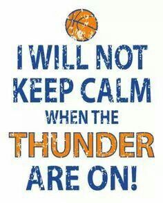 Thunder Up!  This one!!!!   Sorry for pinning the WRONG one!!   I do NOT approve of  FOUL language!!!!!   Please forgive me.....  Gotta watch what ya pin.   Thanks for letting me know!