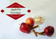 Apple Pie Porridge: Breakfast or Dessert?