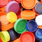 Uses for Plastic Bottle Caps   ThriftyFun Uses For Plastic Bottles, Plastic Bottle Tops, Water Bottle Caps, Plastic Pop, Plastic Bottle Flowers, Plastic Bottle Crafts, Bottle Cap Art, Plastic Recycling, Beer Bottle