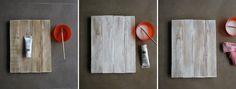 Diariodeco9: Diy Feliz navidad con madera de palet y lazo   DEF Deco - Decorar en familia