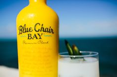 blue chair bay banana rum cream calories western saddle 12 best drinks under 100 images just add a splash of to 4 oz coconut water for