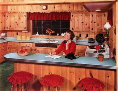1950s kitchens   ... Archive » Design Through the Decades - Phoenix, AZ - 1950s Kitchens